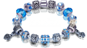 Часы Baosaili с браслетом Pandora